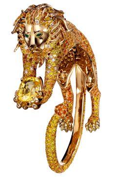 Lion Ring.