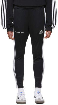Gosha Rubchinskiy for Women Collection Gosha Rubchinskiy, Athletic Pants, Black Adidas, Adidas Originals, Sweatpants, Track, Collection, Shopping, Women