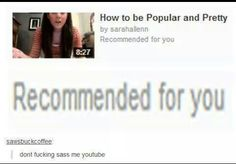 Sass master YouTube