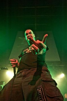 Philip Anselmo PANTERA, DOWN, PHA & The Illegals