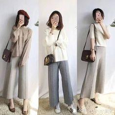 Daily Fashion, Girl Fashion, Fashion Outfits, Cute Comfy Outfits, Casual Outfits, Japanese Fashion, Korean Fashion, Elegant Ball Gowns, Cute Jeans