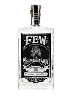 FEW Standard Issue Navy Strength Gin PD