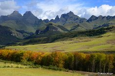 Cathedral peak | Drakensberg | South Africa