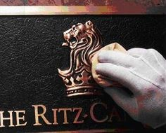 I really want to stay at least one night at a Ritz-Carlton!