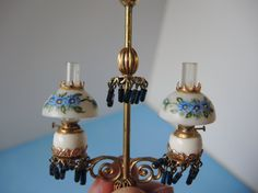 Doll House Miniatures by CandyTheArtist on Etsy, $50.00
