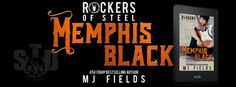 Renee Entress's Blog: [Cover Reveal] Memphis Black by MJ Fields