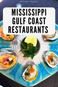 Mississippi Gulf Coast Restaurants: Best Places to Eat in Coastal Mississippi Usa Travel Guide, Travel Usa, Canada Travel, Travel Guides, Travel Tips, Coast Restaurant, Best Places To Eat, United States Travel, Foodie Travel