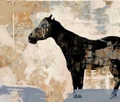 Comanche II Painting Print on Wrapped Canvas