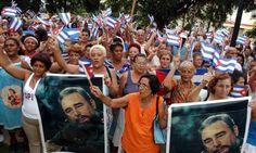 Ο Φιντέλ Κάστρο και οι γυναίκες του ~ Geopolitics & Daily News