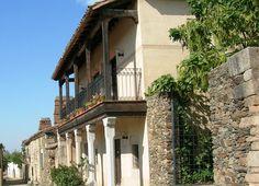Un poblet d'Extremadura.