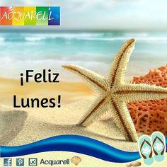 ¡Feliz inicio de semana #AcquarellLovers!  Que esta nueva semana este llena de nuevos retos, nuevas aventuras y sobretodo de las mejores energías.  #Acquarell #FlipFlops #Calzados #Estilo #HechoEnVenezuela #Diseño #Venezuela #Usa #Panamá #México #PuntaCana #Colombia #Sandalias #