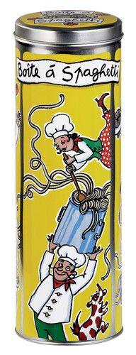 keladeco.com - #boite a #spaghettis, idée deco cuisine, boite valérie nylin, boite derriere la porte - DLP