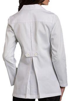 women's lab coats fashion - Buscar con Google