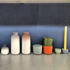 Shelf of ideas... #heath #ceramics
