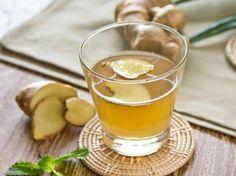 ¿Qué propiedades aportan el té de jengibre y canela?