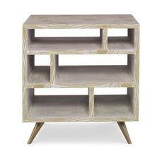 Banco Low Bookshelf/Bedside Table