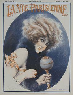 Maurice Milliere. Voulez-vous jouer avec moi? - May 1921   Rue Marcellin