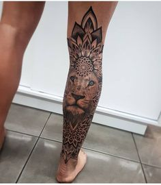 Canela tatuagem