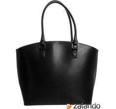 Even&Odd Shopping bag nero zalando bianco
