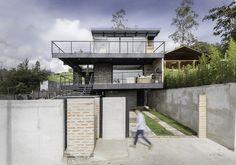Horizontal House  / Juan Tohme