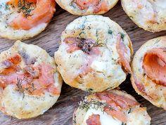 cream cheese salmon