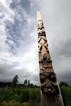 Cathedral Grove | Big Trees & Totem Poles | Skeena River Totem Poles