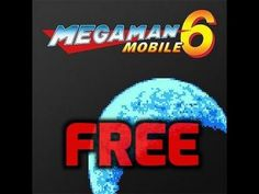 Mega Man 6, Android Apk, Free Games, Apps, Watch, Youtube, Clock, Bracelet Watch, Clocks