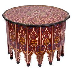 Bahira Coffee Table - La Mamounia