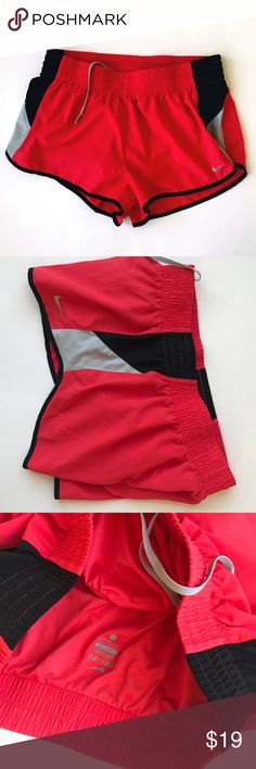 Red Nike Running Shorts NWOT Nike Shorts
