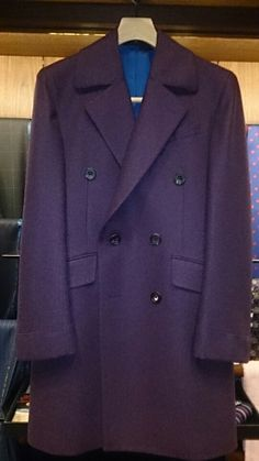 Ulster overcoat