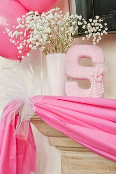 "The Sweatman Family: ""Tutu Thrilled"" Baby Shower {Details}"