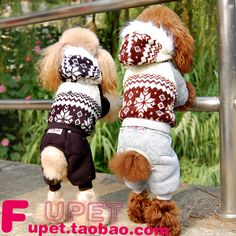 Free Shipping 2012 Dog Pet Clothes New Arrival Teddy Chihuahua Dog Coat | eBay