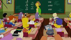 2- Te desespera cuando tus alumnos prestan más atención a sus smartphones que a vos.