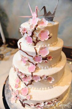 \春はもうすぐ!/淡いピンクが乙女心をくすぐる≪桜≫をテーマにした結婚式にきゅんっ♡にて紹介している画像