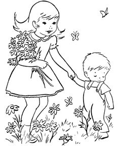 Spring Coloring Sheets Free Printable Fresh Spring Coloring Pages Best Coloring Pages for Kids Mothers Day Coloring Sheets, Mom Coloring Pages, Fathers Day Coloring Page, Coloring Pages For Teenagers, Spring Coloring Pages, Coloring Sheets For Kids, Flower Coloring Pages, Printable Coloring Pages, Coloring Books