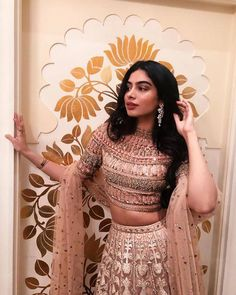 Best Trendy Outfits Part 35 Lehenga Designs, Indian Attire, Indian Ethnic Wear, Indian Wedding Outfits, Indian Outfits, Wedding Dresses, Pakistani Dresses, Indian Dresses, Bollywood Dress