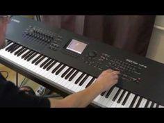 Yamaha Motif XF8 Guitar Solo and Arrangement Tutorial | My Blog