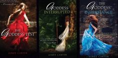 The goddess test trilogy