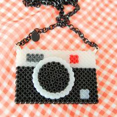 perler bead camera