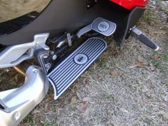 Spyder Foot Boards | Foot Boards on the way ! - Spyder Tips and Tricks - can-am Spyder ...