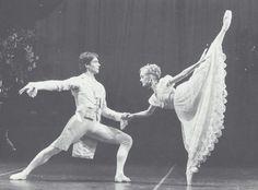 Anneli Alhanko - b. 1954 - Royal Swedish Ballet
