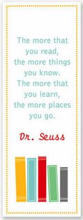 thanks Dr. Suess