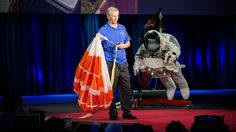 Alan Eustace: I leapt from the stratosphere. Here's how I did it | TED Talk | TED.com