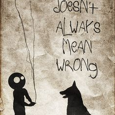 Different Doesn't Always Mean Wrong