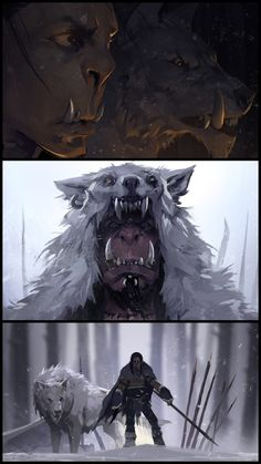 Check out 'Lords of War: Durotan' Illustrations by Laurel D. Austin! http://goo.gl/B4WRl4 Concept artist and illustrator Laurel D. Austin has posted some of the artwork she created for the Lords of War: Durotan.