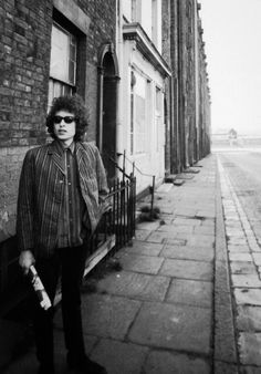 Bob Dylan in England - 1966