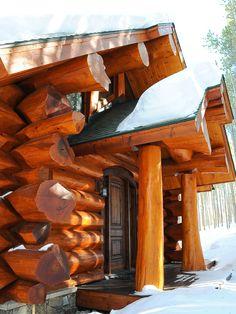 Pioneer Log Homes/Mountain Log Homes of CO