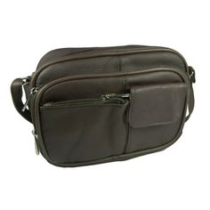 Genuine Leather Small Handbag Organizer in Choice of Colors $21.95