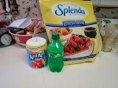 Dinner with the Grobmyers: Fruit Punch Kool Aid Slush