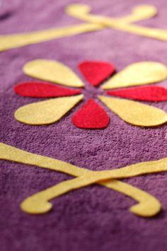 Aladdin Magic Carpet Replica Magic carpet details